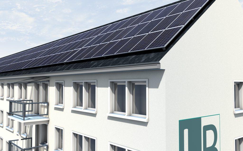 L&B Lengenfeld energetische Sanierung Solarstrom